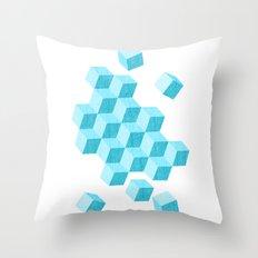 Minimal Christmas Throw Pillow