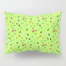 Android Eats: jellybean pattern Pillow Sham