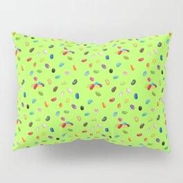 Android Eats: jellybean pattern Pillow Sham