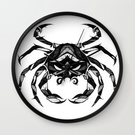 Signs of the Zodiac - Cancer Wall Clock