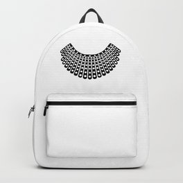 Ruth Bader Ginsburg Dissent Collar Backpack