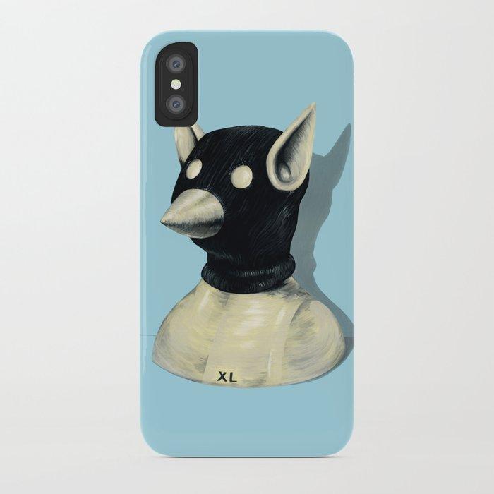 Bandit Hat iPhone Case