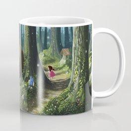 Totoro and Mei Coffee Mug