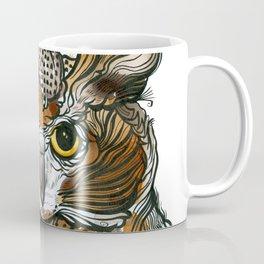 Owl Tea Coffee Mug