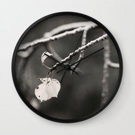 Neglect Wall Clock