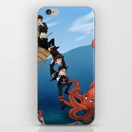 Octopus's Garden iPhone Skin