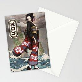Robin wano - One piece Stationery Cards