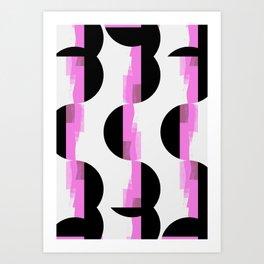 Pattern 1241 Art Print
