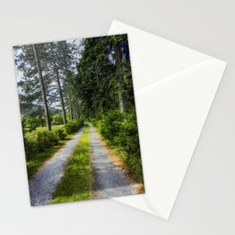 Country Path Walks Stationery Cards