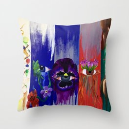 Lonnie Lee Witherspoon Sr. Throw Pillow
