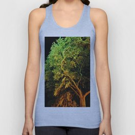 The Secret Haven of Tisiphone Unisex Tank Top