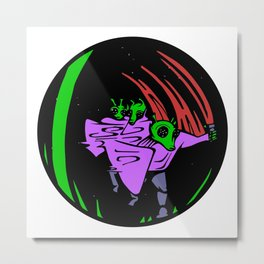 Darth Sabbathus Metal Print