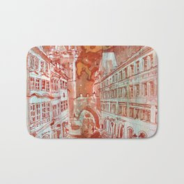 Praha, Mostecka Bath Mat