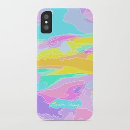 Color Collage iPhone Case