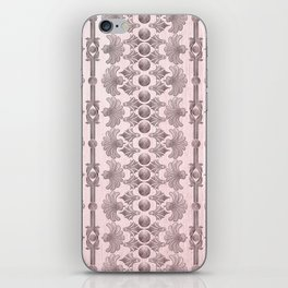 Ornamental Pattern 4 iPhone Skin