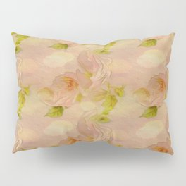 Secret Rose Garden Pillow Sham