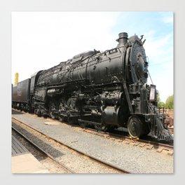 Steam Locomotive Number 5021 Sacramento Canvas Print