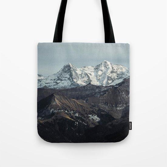 Mountain Mood II Tote Bag