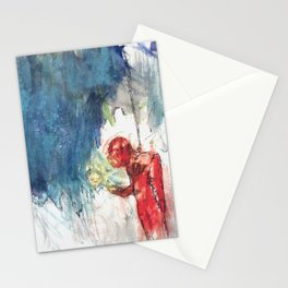 Dive Skin Stationery Cards