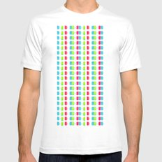 beer party! White Mens Fitted Tee MEDIUM