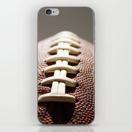 Football Season, American Sports, Pigskin iPhone Skin