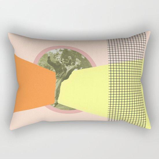 JUMPING AROUND Rectangular Pillow