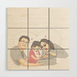 TeQi Wood Wall Art