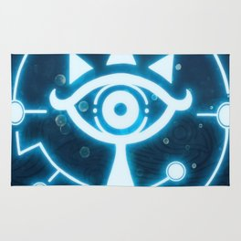 The blue eye Rug