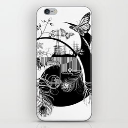 counterbalance iPhone Skin