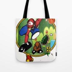 Mario landS Tote Bag