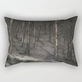 Deep in the Forest Rectangular Pillow