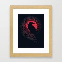 EDDA Framed Art Print