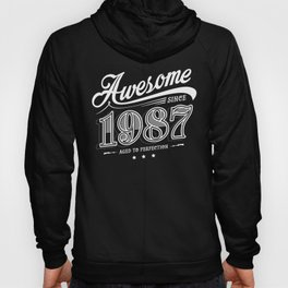 Awesome since 1987 Hoody