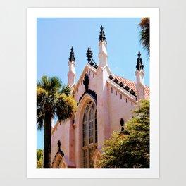 Carolina Cathedral Art Print
