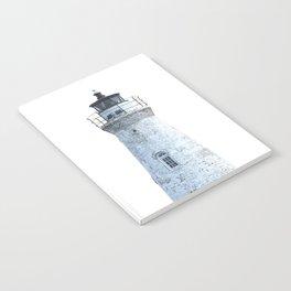 Lighthouse Illustration Notebook