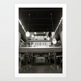 Library No. 1 Art Print