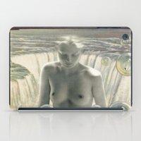 bath iPad Cases featuring THE BATH by Julia Lillard Art