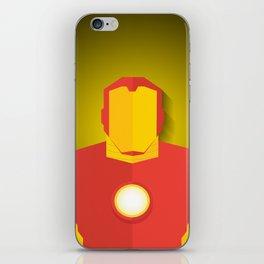 Homem de Ferro iPhone Skin