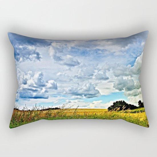 Sommertime! Bavaria/Germany Rectangular Pillow