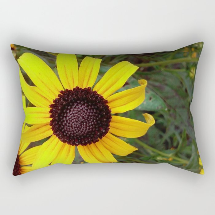 Blackeye  Rectangular Pillow