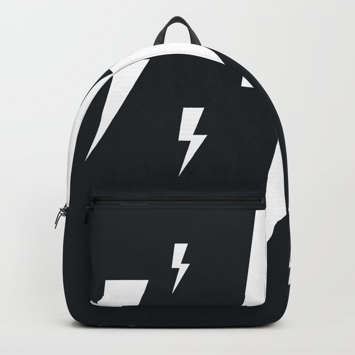 Lightning bolts Backpack