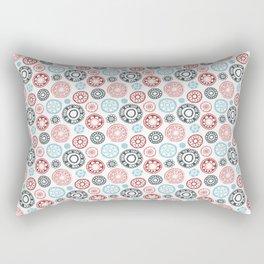 Daisy Doodles 1 Rectangular Pillow