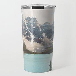 Moraine Lake II Banff National Park Travel Mug