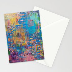 It's the End, It's the Beginning Stationery Cards