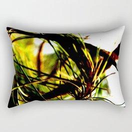 Pine needles Rectangular Pillow