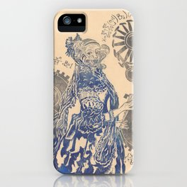 Ada, Countess Lovelace, Enchantress of Numbers iPhone Case