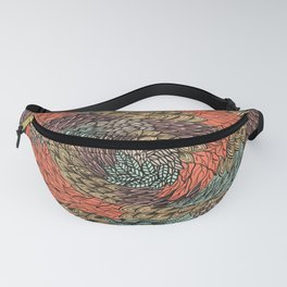 Ink Pattern no.2 Fanny Pack