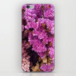 Sea Lavender iPhone Skin