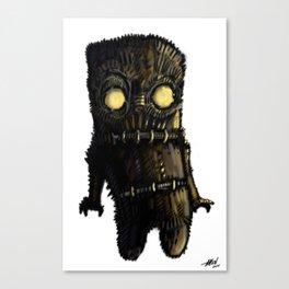 """Little Voodoo"" 2014 Canvas Print"