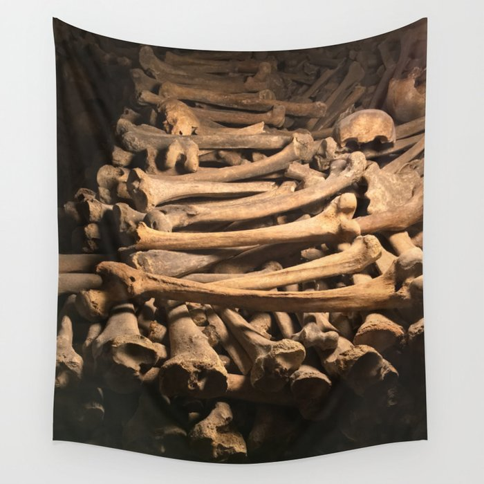 The Bones Wall Tapestry